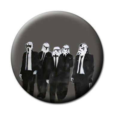 Star Wars - Storm Troopers Button